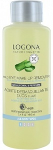Organic Eye Makeup Remover Oil