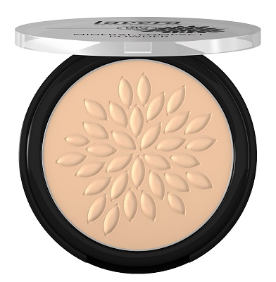 Lavera Organic Mineral Compact Powder Cool Ivory