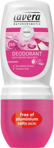 Lavera Rose Garden Deodorant Roll On