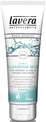 Lavera 2 in1 Basis Cleansing Milk