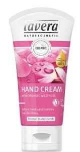 Lavera Pampering Hand Cream With Rose