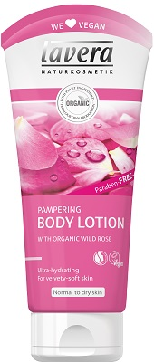 Lavera Pampering Rose Garden Body Lotion