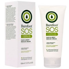 Barefoot SOS Face & Body Rescue Cream