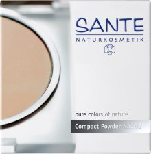 New Sante Pressed Powder 02 Light Beige