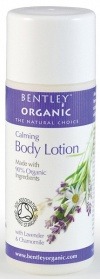 Bentley Organic Body Lotion with Lavender & Chamomile