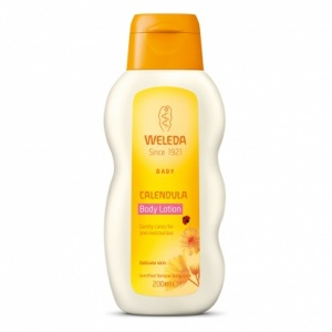Weleda Calendula Natural Baby Lotion