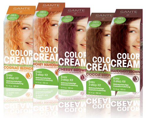 Sante Natural Hair Colour Creams Suvarna Co Uk