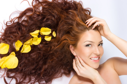 Tips For Dealing Hair That S Gone Too Red Orange From Henna