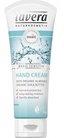 Lavera Basis Sensitive Mini Hand Cream