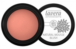 Lavera Natural Mousse Blush 01 Nude