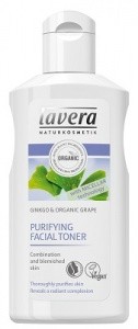 Lavera Purifying Facial Toner for Combination or Oily Skin