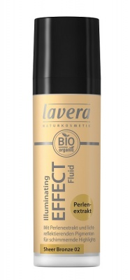 Lavera Illuminating Effect Fluid Sheer Bronze