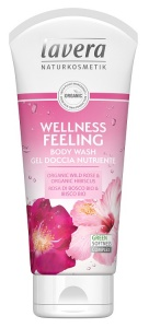 Lavera Rose & Hibiscus Wellness Feeling Body Wash