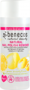 Benecos Natural Beauty Nail Polish Remover