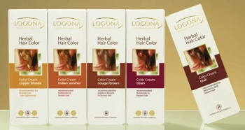 Logona Natural Hair Colour Creams
