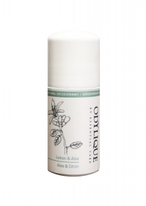 Odylique Lemon & Aloe Vera Natural Deodorant