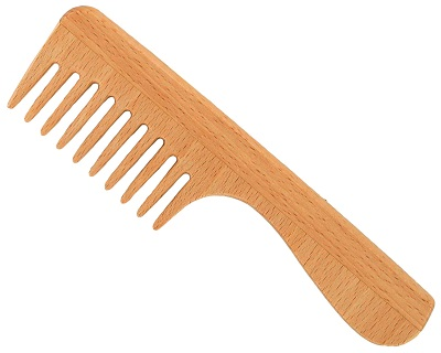 Forsters Wide Tooth Wooden Comb