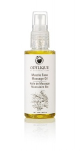 Odylique Organic Muscle Ease Massage Oil