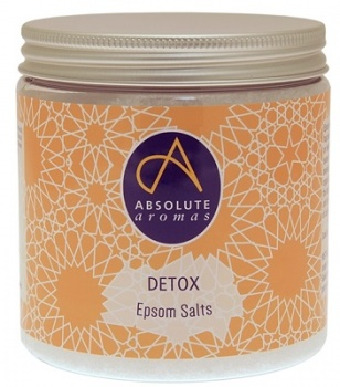 Absolute Aromas Detox Epsom Salts