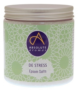 Absolute Aromas De-Stress Epsom Salt