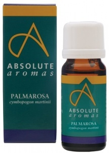 Absolute Aromas Palmarosa Pure Essential Oil