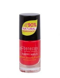 Benecos Happy Nails Nail Polish Hot Summer