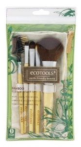 Beautiful Bamboo Brush Set of 6