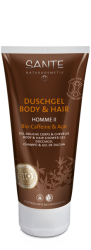 Sante Homme Caffeine & Acai Shampoo and Shower Gel for Men