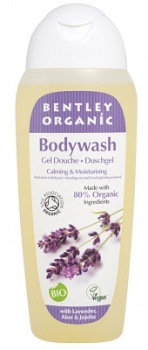 Bentley Organic Lavender Body Wash