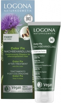 Logona Natural Colour Fix Post-Treatment