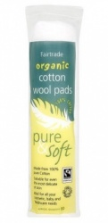 Pure & Soft Organic Cotton Wool Pads