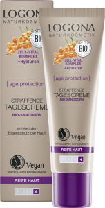 Logona Age Protection Intensive Day Cream 30ml