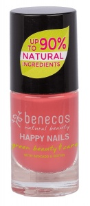 Benecos Happy Nails Nail Polish Flamingo