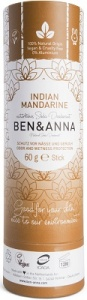 Ben & Anna Natural Soda Deodorant Indian Mandarine