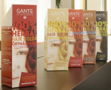 Sante Natural Hair Colour Powder