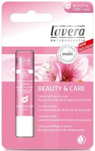 Soft Rose Beauty and Care Lip Balm
