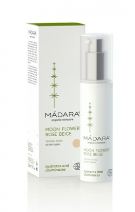 Madara Moon Flower Rose Beige Tinting Fluid