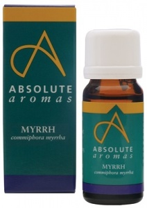 Absolute Aromas Myrrh 5ml Essential Oil