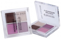 Benecos Natural Quattro Eyeshadow - Beautiful Eyes 001