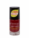 Benecos Happy Nails Nail Polish Cherry Red