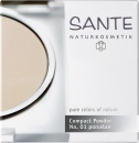 New Sante Pressed Powder 01 Porcelain