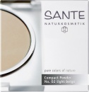 Sante Pressed Powder 02 Light Beige