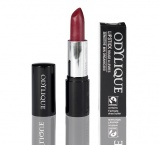 Odylique Organic Lipstick Raspberry Coulis
